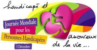 Journée internationnale des personnes handicapées