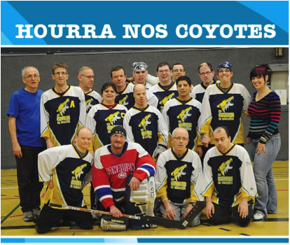 Équipe de balle les Coyotes